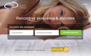 avis sur casual dating