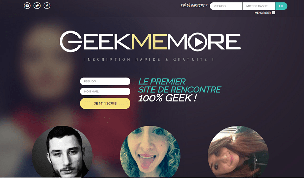 Meilleur site rencontre geek [PUNIQRANDLINE-(au-dating-names.txt) 62
