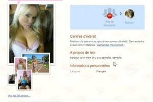 badoo faux profils